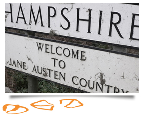 Another thing Winchester is famous for…Colin Firth!