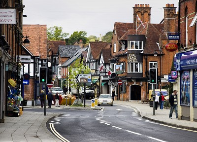 Hampshire's towns make the 'Richest Towns' List
